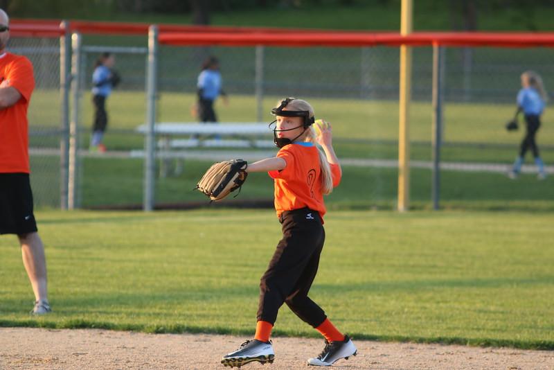 2015 April Kate Songer Softball