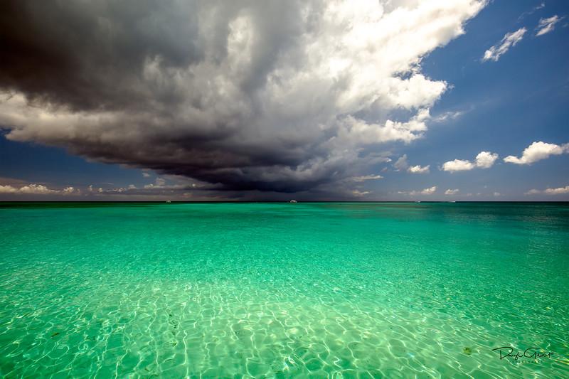 Thunder Storm in Paradise