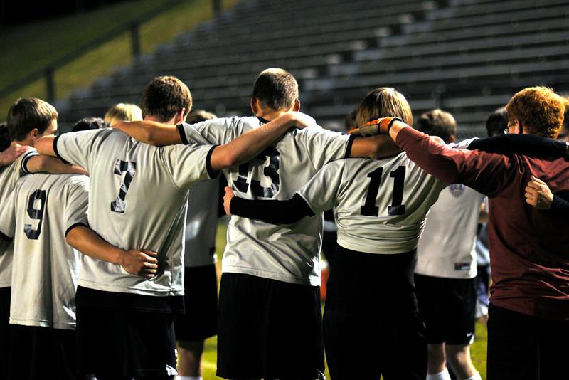 3/6/12 - UL Boys Varsity Soccer