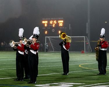 MHS Marching Band vs Lincoln-Sudbury 17SEP21