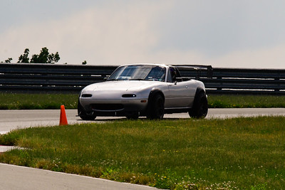 2020 SCCA TNiA June Pitt Race Interm Silver Miata Wing