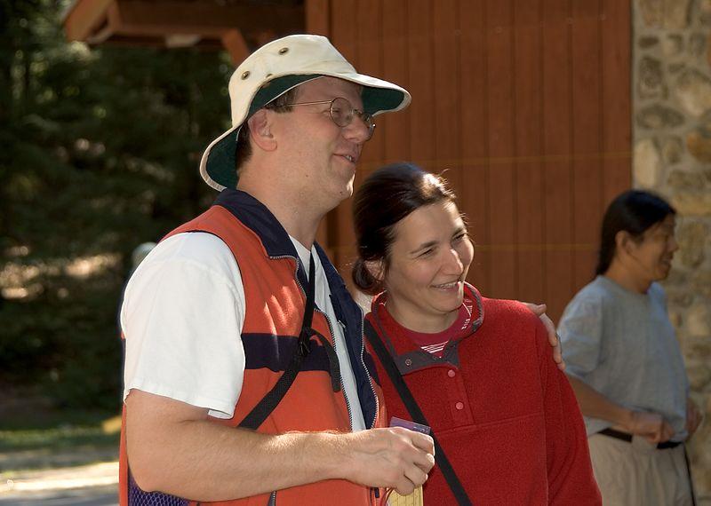 Nat and Liz Brooks   (Sep 10, 2005, 10:07am)