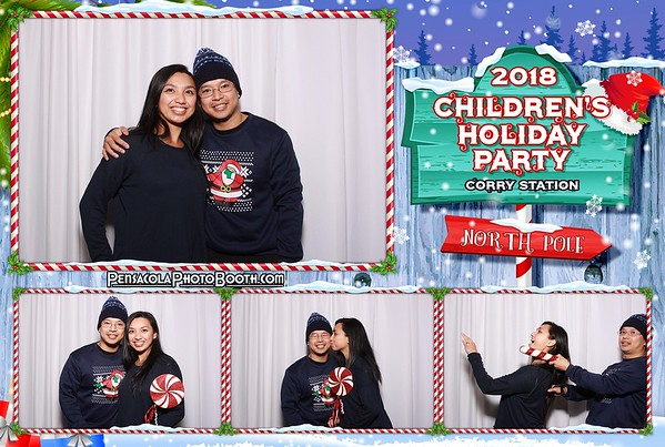 Corry Station Christmas Party 12-6-2018