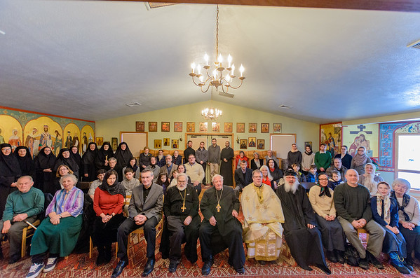 New Years at The Orthodox Monastery of the Transfiguration