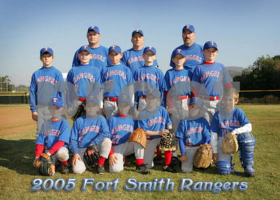 Rangers Team Photo