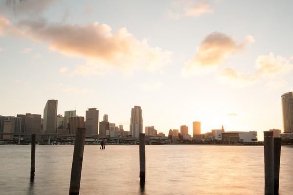 2013.01.05 Miami Skyline Cityscape