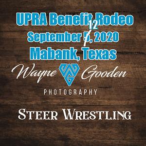 Steer Wrestling UPRA