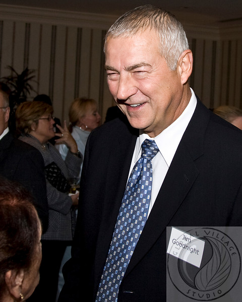 Citizen of the World presented to SAS CEO Jim Goodnight - 2007