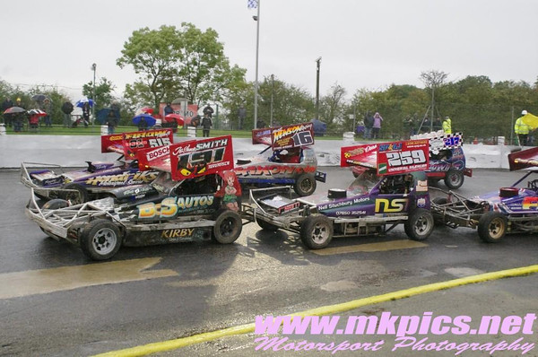BriSCA F1's Northampton 20 October 2013