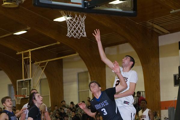 2016 Playoffs - Varsity Basketball v Eastern Mennonite