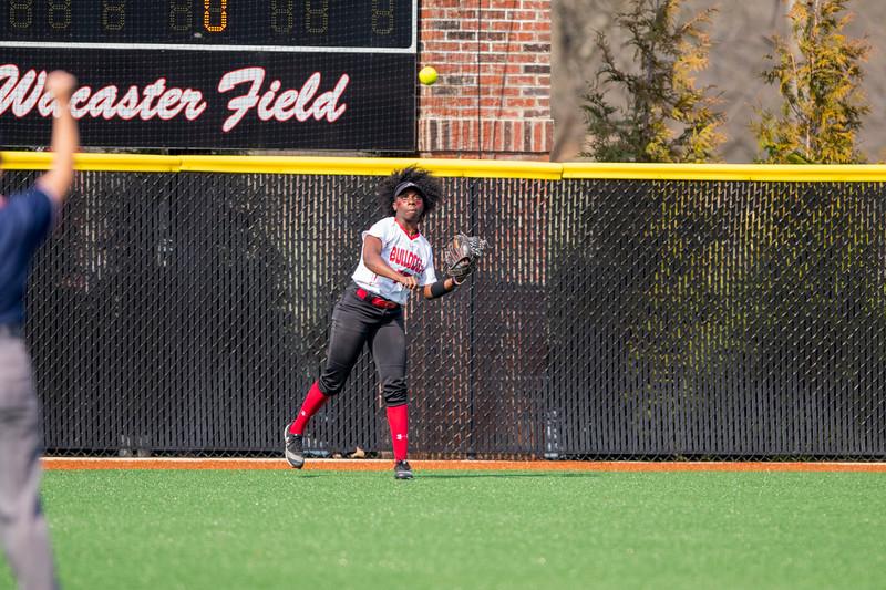 GWU Softball vs. Presbyterian College March 2018