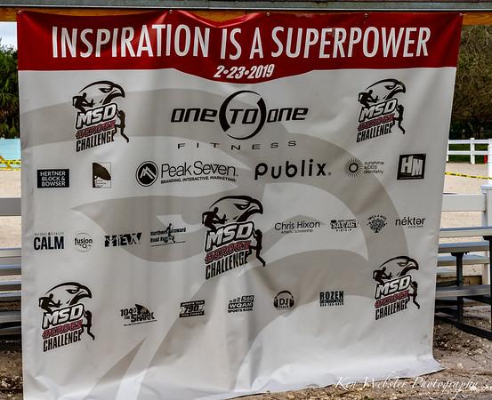 2019 MSD Heroes Challenge