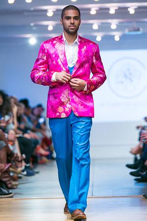 New York Fashion Week SS15- Christien Kollection