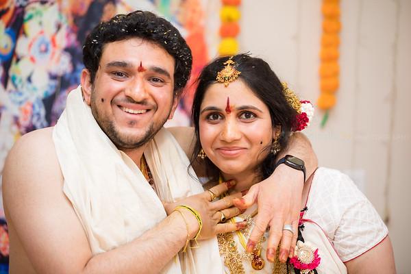 Shweta Teja Wedding Ceremony