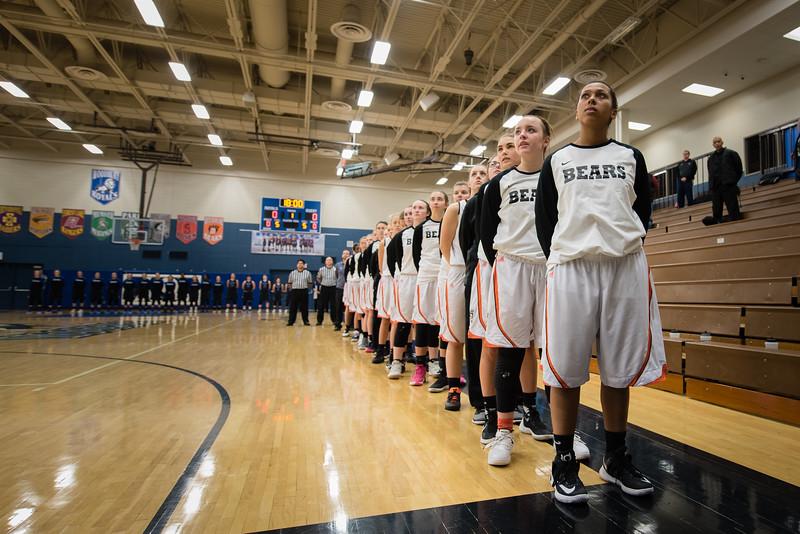 2016/17 WBL Girls Basketball