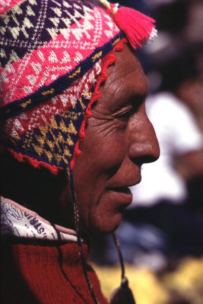Sacsahuaman, Cuzco, Peru 1994