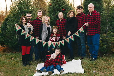 Meadows Family Christmas Session