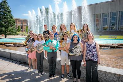 Horn Choir 9-2018 & 11-2018