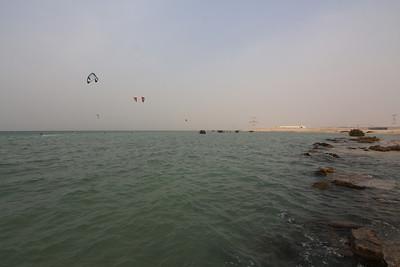 2013_07_27, Kite Surfing Beach, Saadiyat