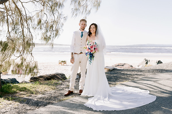 Jenna&Jordan: Noosa Heads Wedding