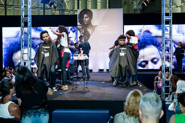 HAIR BEAUTY 2016 - CORTE AFRO MASCULINO