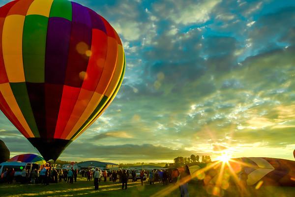 Adirondack Balloon Festival 2016