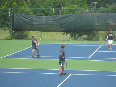 MSC2 2010- Tennis Tournament