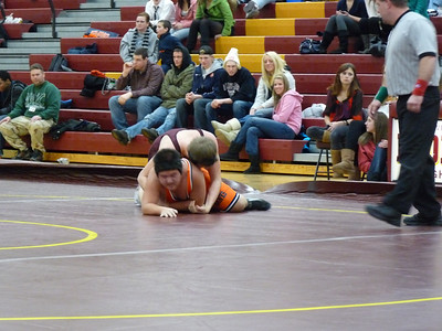 Irondale Wrestling 10-11
