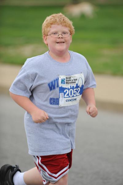 2009 Read Right & Run Marathon (April)