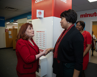 No Cost Heart Health Screening at MinuteClinic In Support of Women's Heart Health (2/21/19)