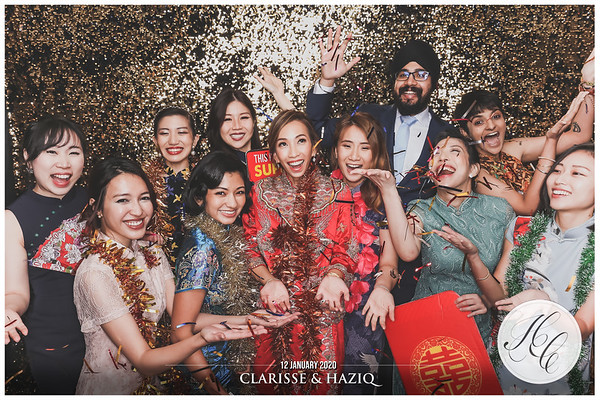 Wedding of Clarisse & Haziq