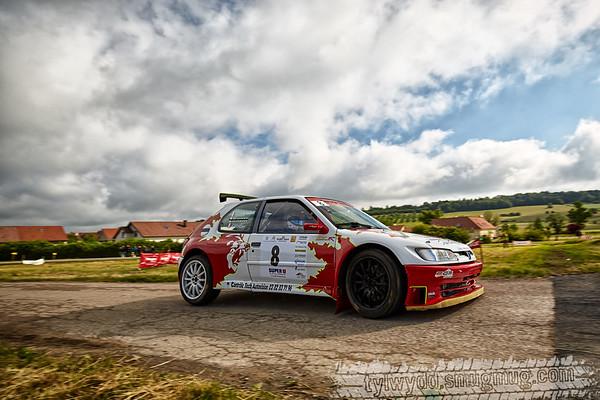 Rallye Mouzon - Frézelle