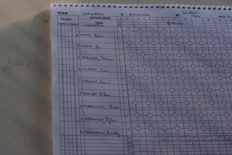 "RBL ""A"" Grade Renmark v Waikerie (Round 12)"