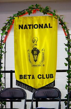 Beta Club Ceremony