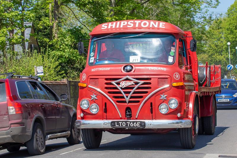 LTO766E 1967 Foden S36
