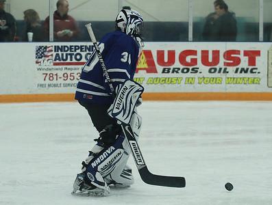 Lady Wamps Hockey vs Winthrop 2012