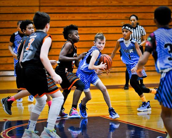 Ty Rauls WER1 Basketball 12/14/19