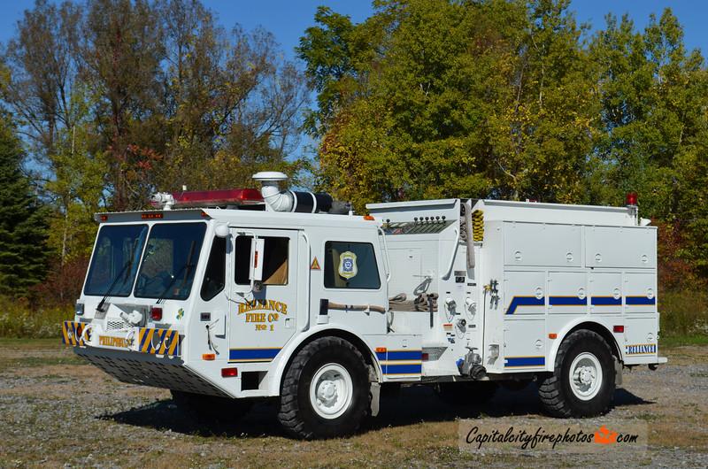 Reliance Fire Co., Philipsburg (Centre Co.) Brush 12: 1989 Amertek 660/1000