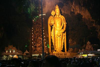 Thaipusam Festival 2007: Batu Caves near KL