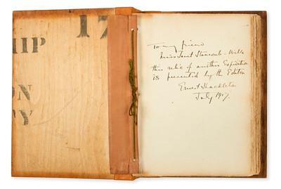 Inscriptions & Signatures