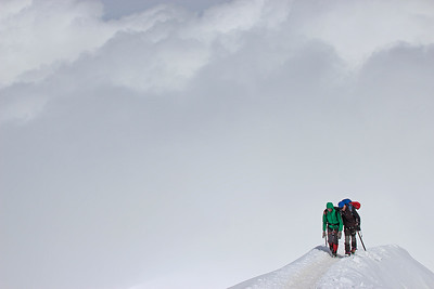 Daren Fawkes - Back from the summit