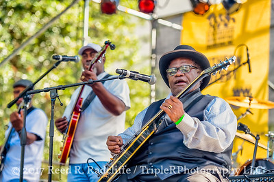 2017 Crescent City Blues and BBQ Festival