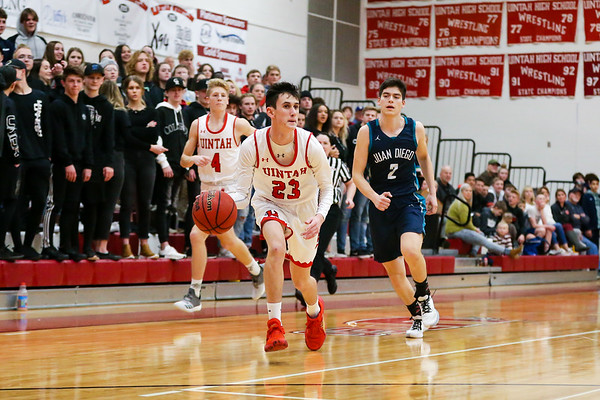 Basketball: Uintah vs. Juan Diego (Boys)