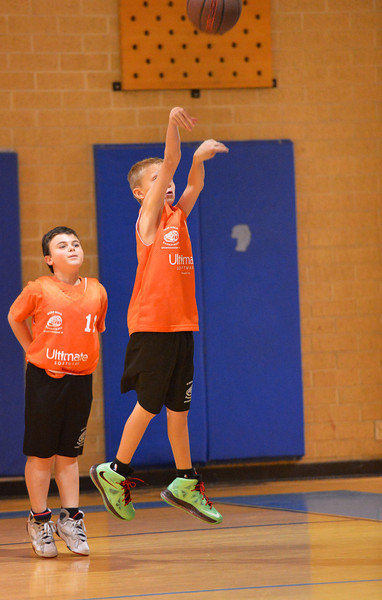 2012-11-17 - Dylan's basketball game