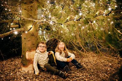 Kerst met Tristan en Zoé