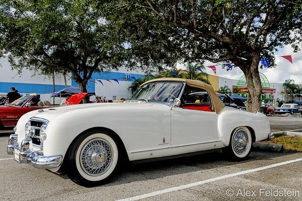 2015 Festival Flea Market Vintage Car show