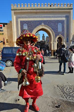 Morocco/Spain/UK 2012