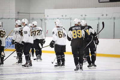 Boston Bruins 2015 Training Camps