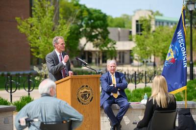 2021 UWL Tommy Thompson Higher Education Advocate Award