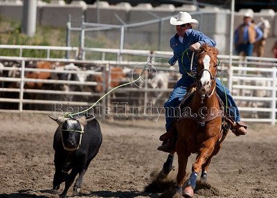 Sunday Team Roping Pics
